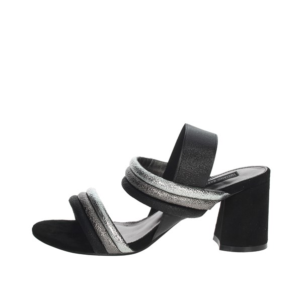 Luciano Barachini Shoes Sandal Black CC203