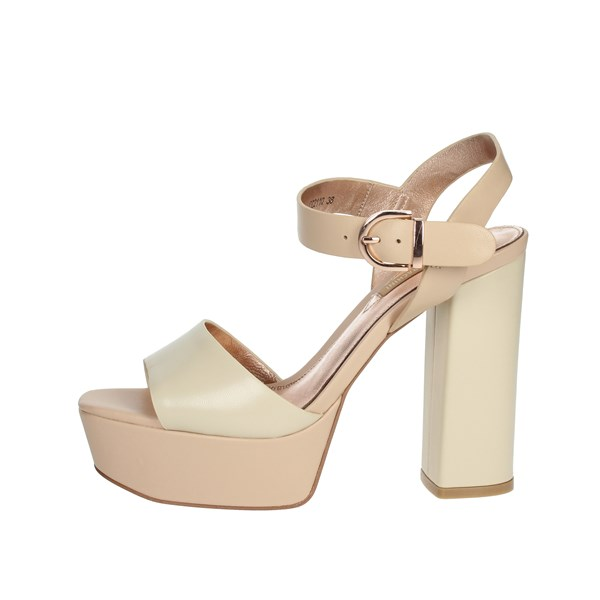 Luciano Barachini Shoes Sandal Beige CC211