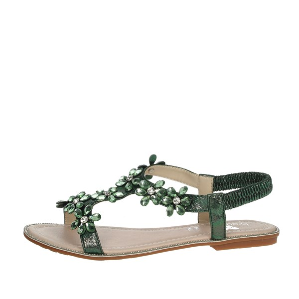 Braccialini Shoes Sandals Green TA483