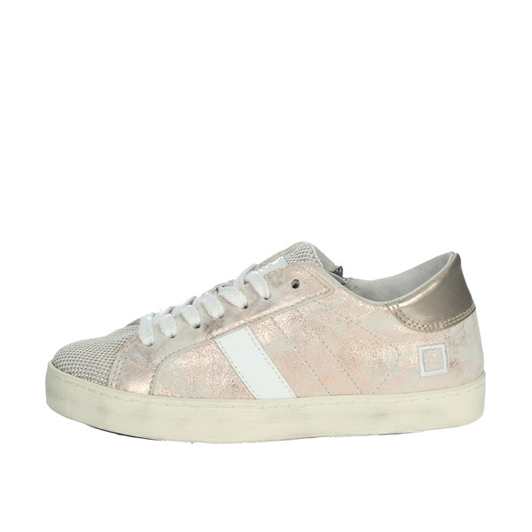 D.a.t.e. Shoes Sneakers Light dusty pink HILL LOW  JR