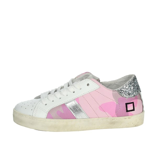 D.a.t.e. Shoes Sneakers Rose HILL LOW  JR