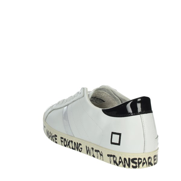 <D.a.t.e. Shoes Sneakers White HILL LOW-47