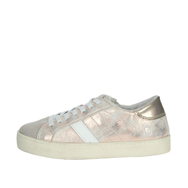 D.a.t.e. Shoes Sneakers Light dusty pink HILL LOW-D
