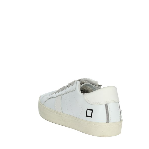 <D.a.t.e. Shoes Sneakers White HILL LOW-L