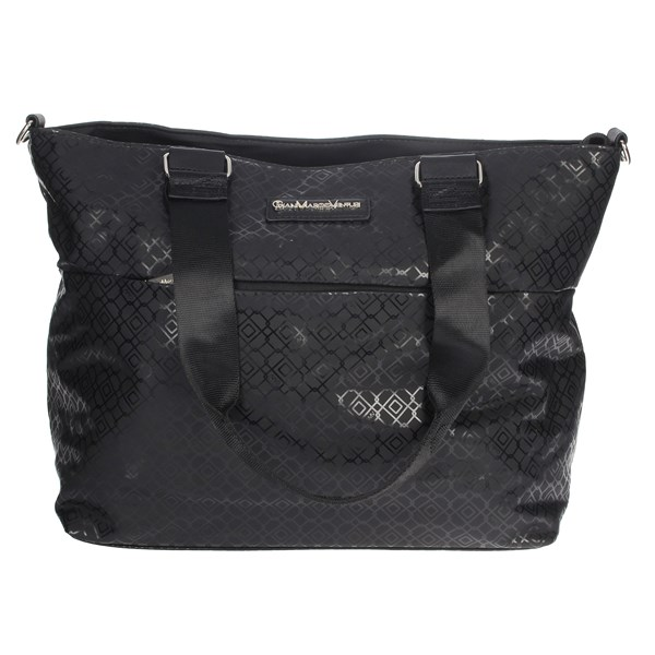 Gianmarco Venturi Accessories Bags Black G10-0095M03BL