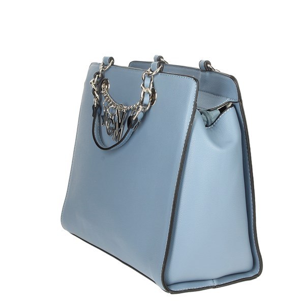 Gianmarco Venturi Accessories Bags Sky-blue G10-0079M01