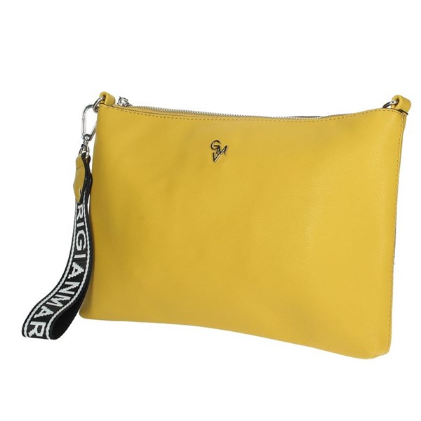 Gianmarco Venturi Accessories Bags Yellow G10-0081M06