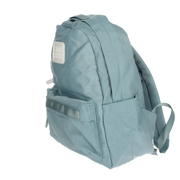 Gianmarco Venturi Accessories Backpacks Sky-blue G10-0074M07