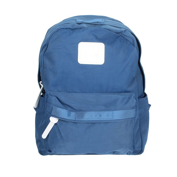 Gianmarco Venturi Accessories Backpacks Blue G10-0074M07