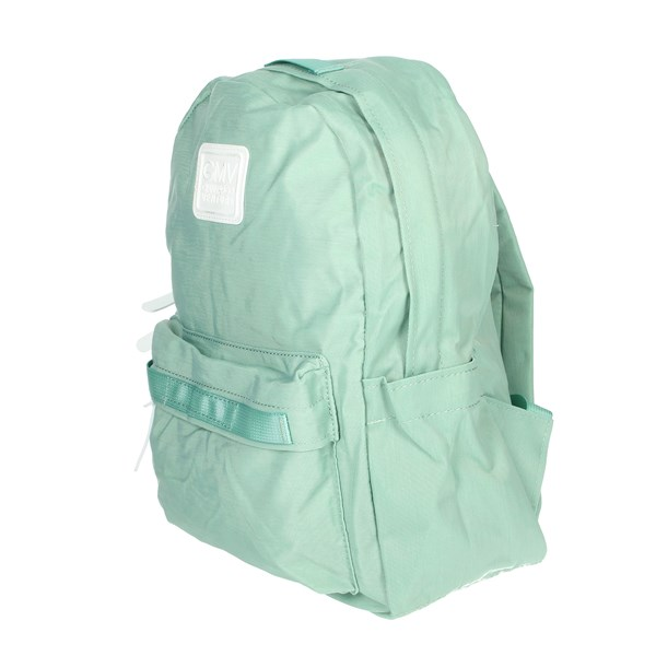 Gianmarco Venturi Accessories Backpacks Aqua G10-0074M07