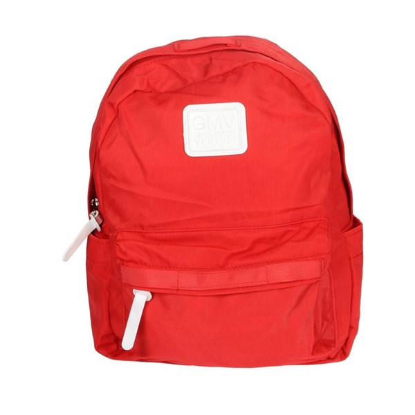 Gianmarco Venturi Accessories Backpacks Red G10-0074M07