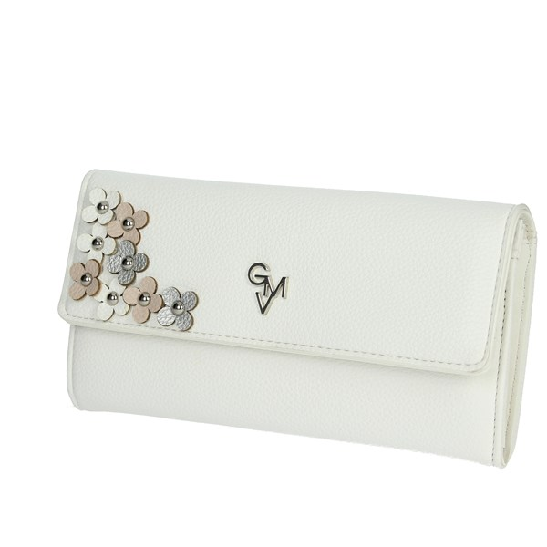 Gianmarco Venturi Accessories Wallets White G56-0076P33