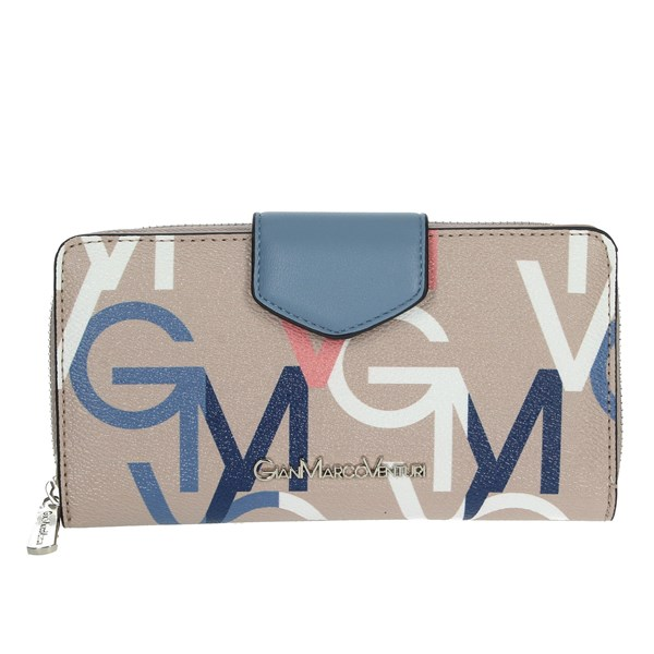 Gianmarco Venturi Accessories Wallets Light dusty pink G56-0088P17