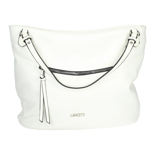 Lancetti Accessories Bags White LBPD0006SG3