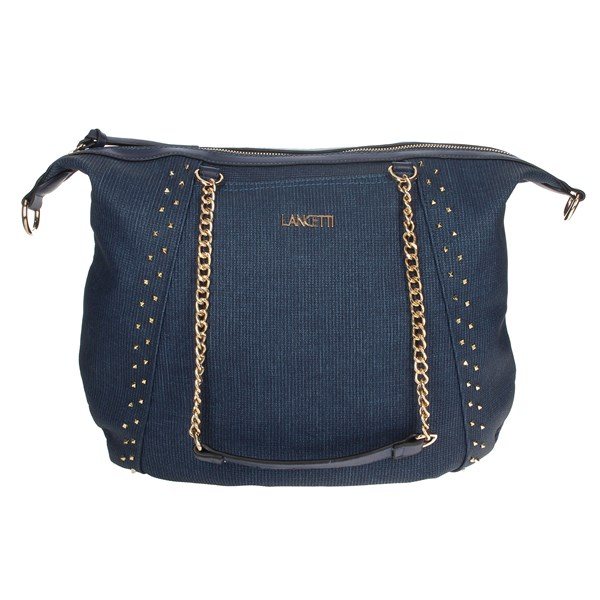 Lancetti Accessories Bags Blue LBPD0012SG3