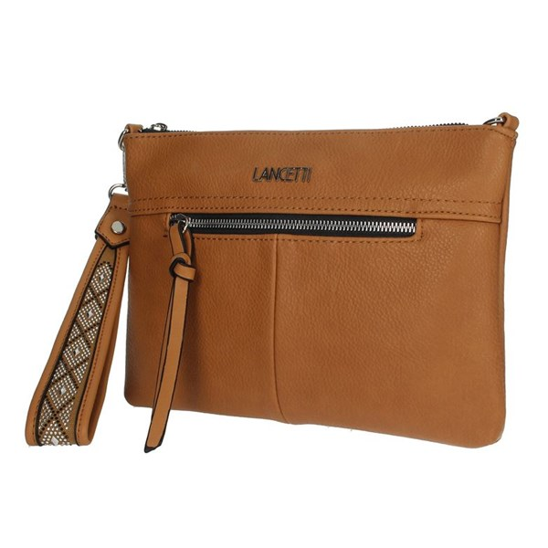 <Lancetti Accessories Bags Brown leather LBPD0006CH3