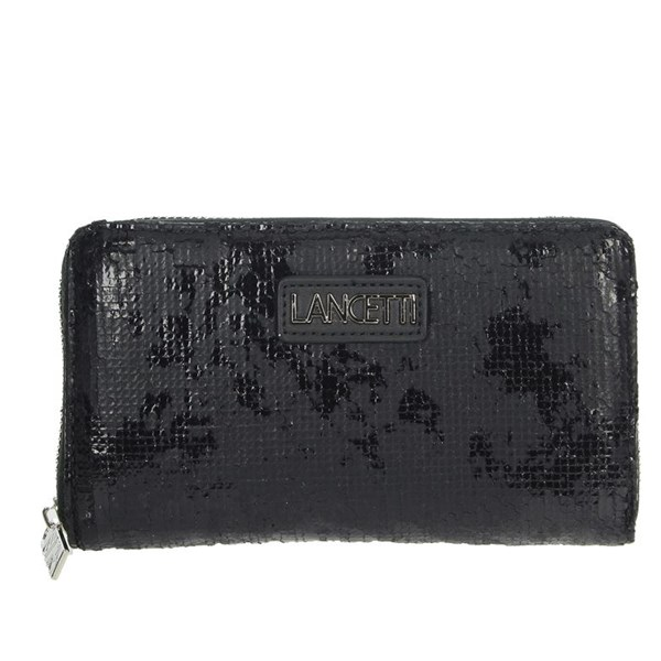 Lancetti Accessories Wallets Black LWPD0003L32