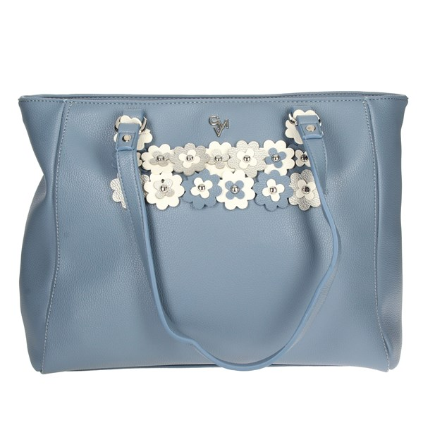 Gianmarco Venturi Accessories Bags Sky-blue G10-0076M03