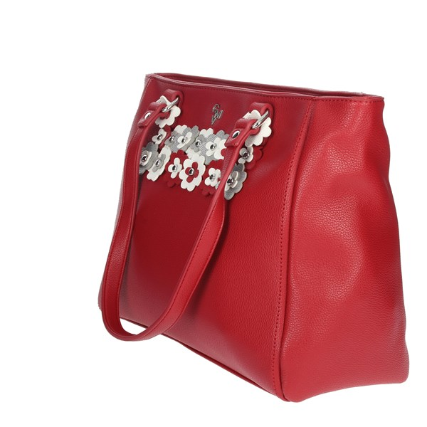 Gianmarco Venturi Accessories Bags Red G10-0076M03