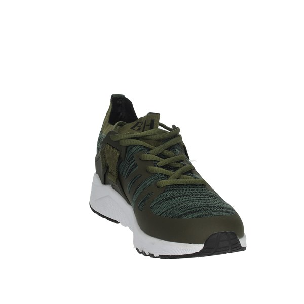 Beverly Hills Polo Club Shoes Sneakers Dark Green BH432