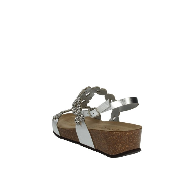Grunland Shoes Sandals Silver SB1278-70
