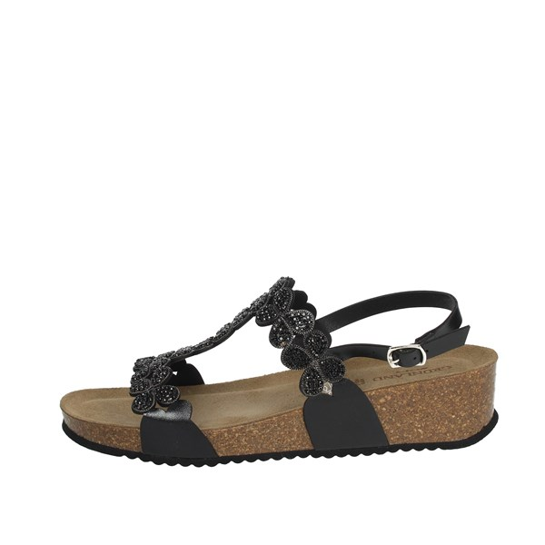 Grünland Shoes Sandal Black SB1278-70