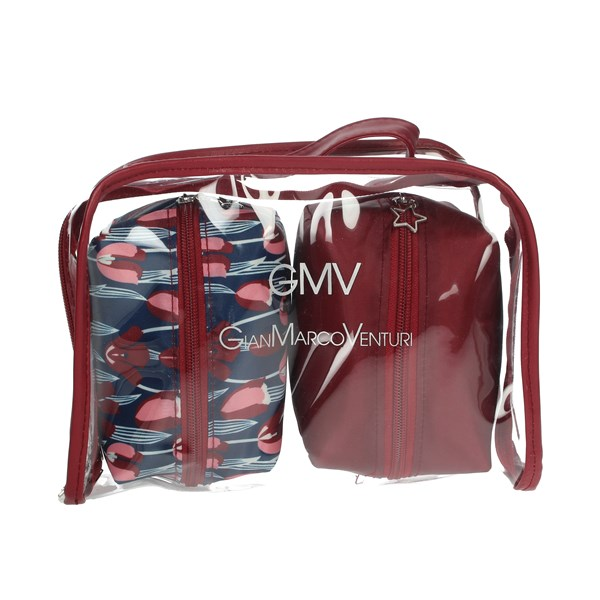 Gianmarco Venturi Accessories Bags Burgundy G20-0012M13