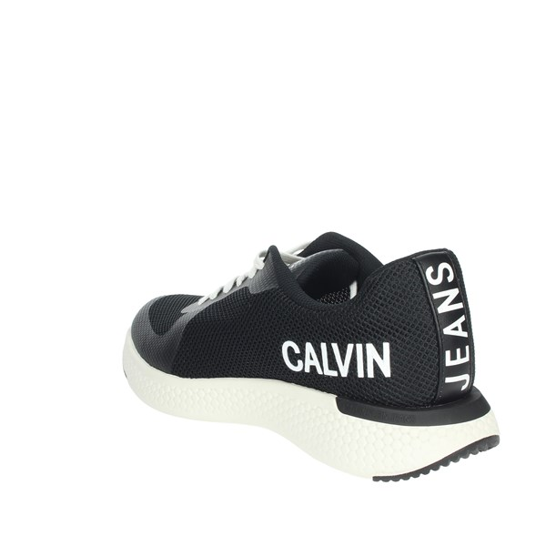Calvin Klein Jeans Shoes Sneakers Black S0584