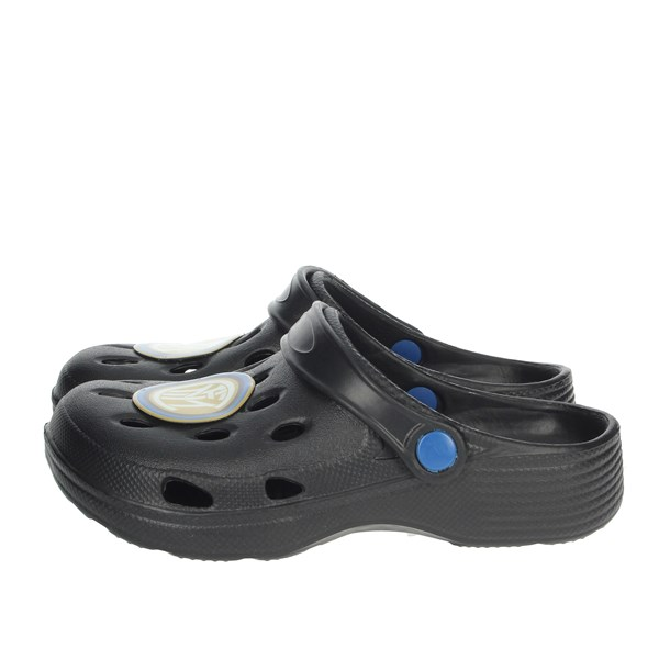 Inter  Shoes Clogs Black S19053