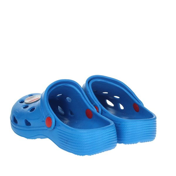 Spider-man Shoes slippers Light Blue S21196