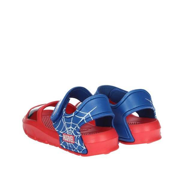 <Spider-man Shoes Sandals Red/blue S21187H
