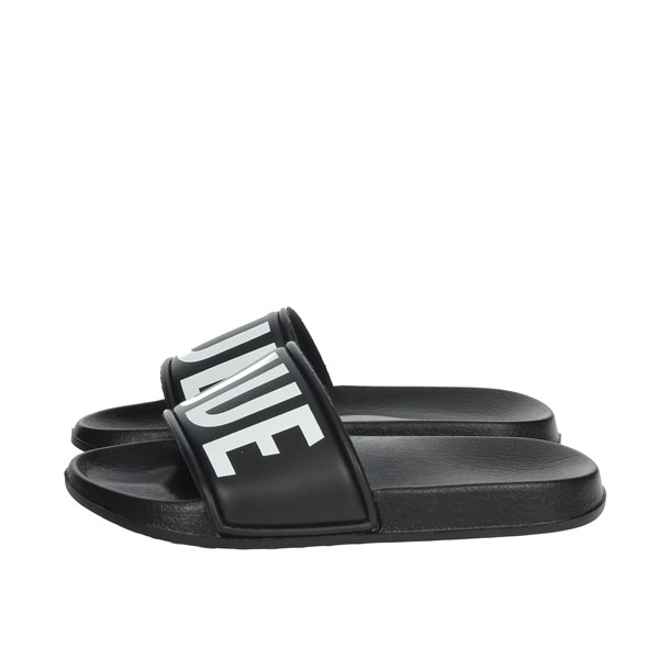 Juventus Shoes Clogs Black S21010