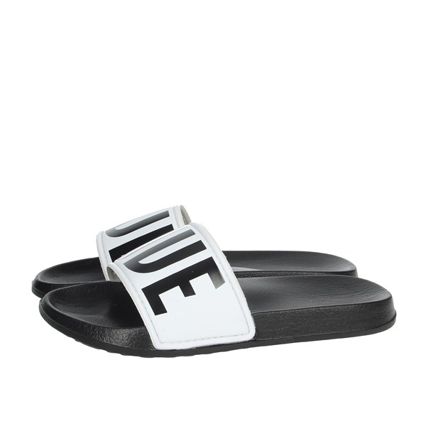 Juventus Shoes Clogs White S21010