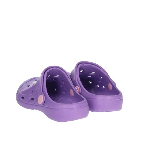 Disney Frozen Shoes slippers Purple S21493