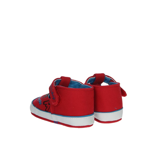 Disney Mickey Mouse Shoes Baby Shoes Red S21101