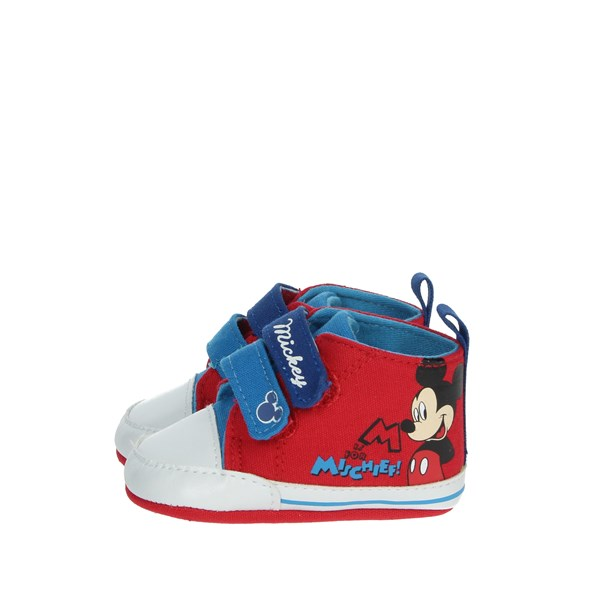 Disney Mickey Mouse Shoes Baby Shoes Red S21100