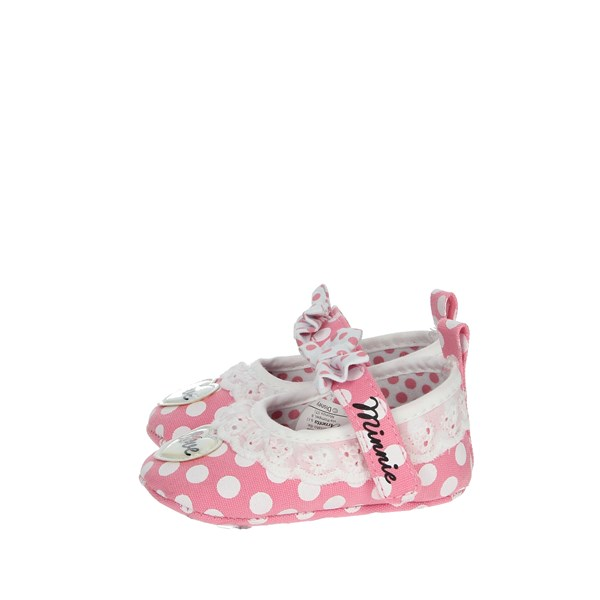 Disney Minnie Mouse Shoes Baby cot Rose S21104