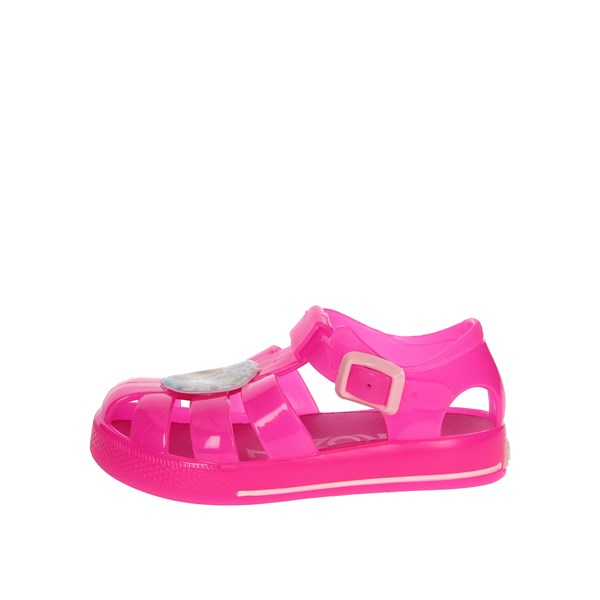 Disney Frozen Shoes Sandals Fuchsia S21481