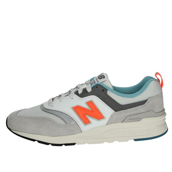 New Balance Shoes Sneakers Grey CM997HAG