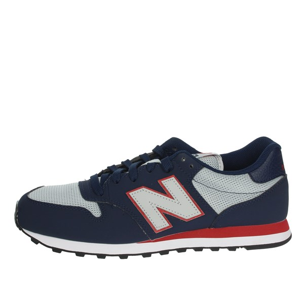 New Balance Shoes Sneakers Blue/Grey GM500SGR