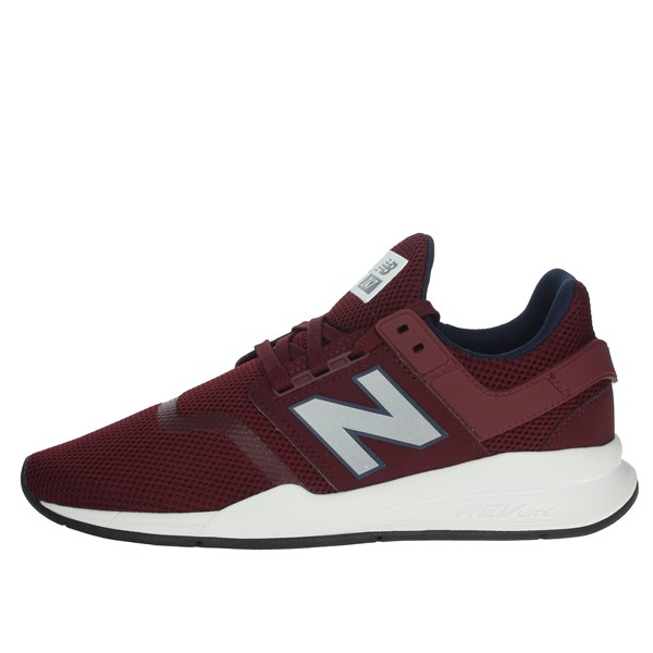 New Balance Shoes Sneakers Burgundy MS247FG