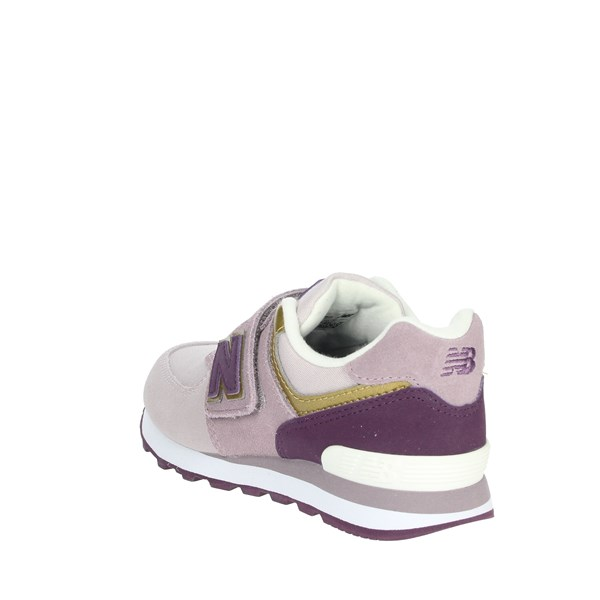New Balance Shoes Sneakers Lilac YV574MLG