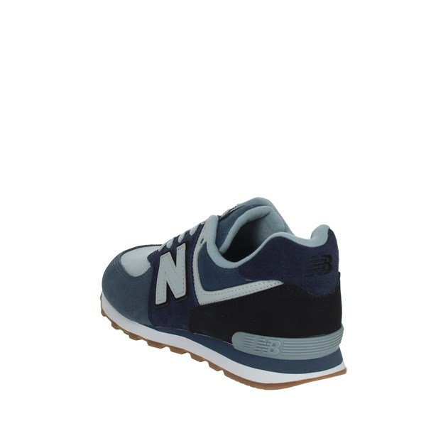 <New Balance Shoes Sneakers Blue GC574MLA