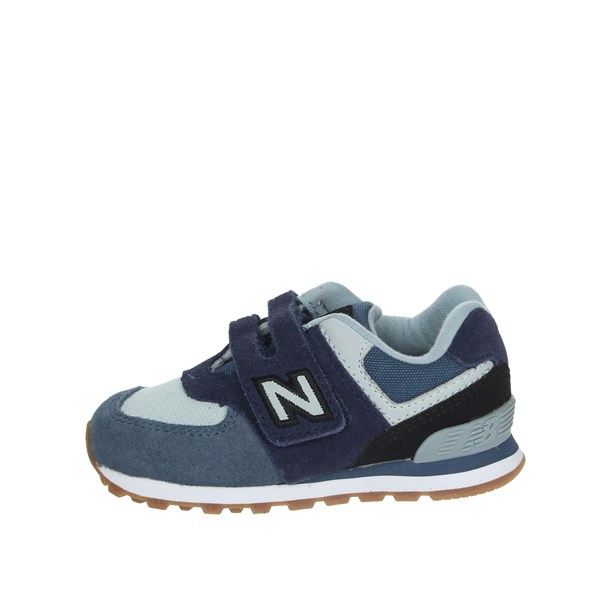 New Balance Shoes Sneakers Blue IV574MLA