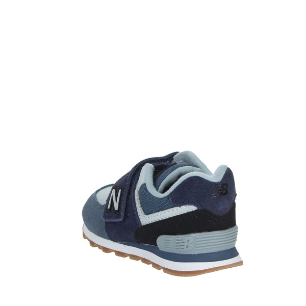 <New Balance Shoes Sneakers Blue IV574MLA