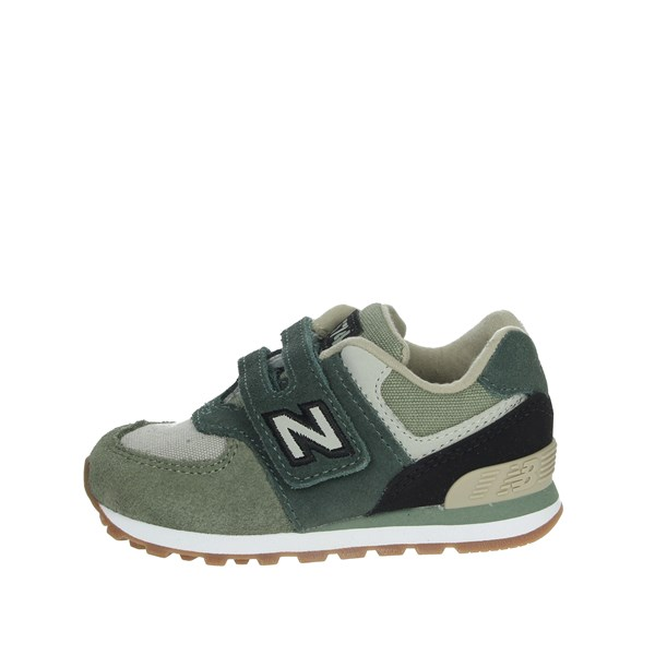 New Balance Shoes Sneakers Dark Green IV574MLD