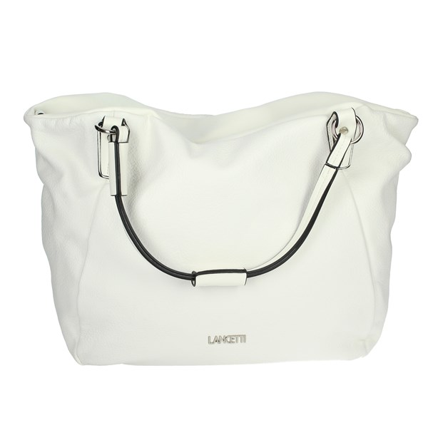 Lancetti Accessories Bags White LBPD0008SG3