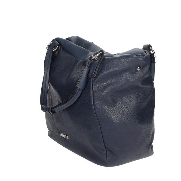 Lancetti Accessories Bags Blue LBPD0008SG3
