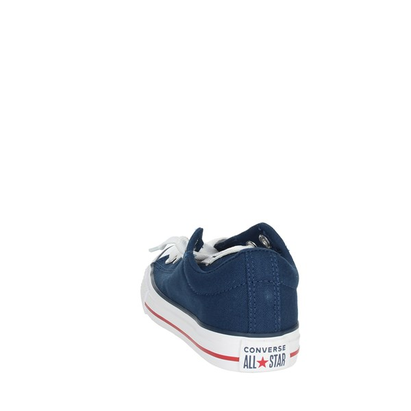 Converse Shoes Sneakers Blue 663987C