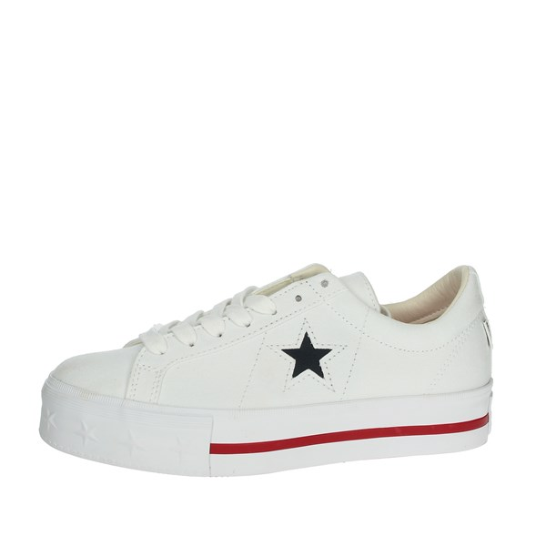 Converse Shoes Sneakers White 564030C